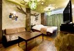 Location vacances Kagoshima - Kagoshima Hotel Florence Ami (Adult Only)-1