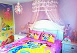 Location vacances Yorba Linda - Disney Princess Dream House-4
