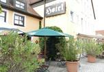 Hôtel Landshut - Hotel Posthalter-4