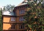 Location vacances Kalisz - Pałac Myśliwski w Antoninie-3