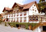 Hôtel Elzach - Landhotel Rebstock-2