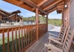 Location vacances Pigeon Forge - Cozy Bear Cove #288 Holiday home-4