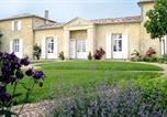 Hôtel Saint-Michel-de-Fronsac - Château Belles Graves-2