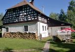 Location vacances Jindřichovice - Ferienhaus Anna 1-1