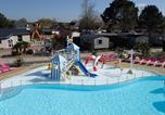 Camping avec Parc aquatique / toboggans Loire-Atlantique - Camping La Roseraie-1