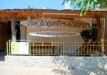 Location vacances Santa Marta - Los Baguettes de Maria Restaurante y Hospedaje-3