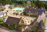Camping avec WIFI Le Tour-du-Parc - Plein Air Locations - Manoir de ker an Poul-1
