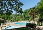 Camping avec Site nature Gaugeac - Le Moulin de David-1