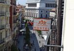 Hôtel Madrid - Los Amigos Hostel-1