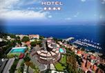 Hôtel Venetico - Eolian Milazzo Hotel-4