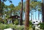 Camping avec Ambiance club Biscarrosse - Camping Eurosol-1