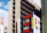 Hôtel Nagoya Nakamura-ku - Toyoko Inn Nagoya-eki Shinkansen-guchi-1
