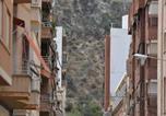 Location vacances Sant Vicente del Raspeig - Apartamentos Kasa 25 Loft Castillo-2