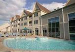 Hôtel Pittsfield - Wyndham Bentley Brook-1