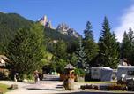 Camping  Acceptant les animaux Italie - Camping Catinaccio Rosengarten-2