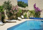 Location vacances Junas - Villa Catherina-1