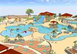 Camping avec Quartiers VIP / Premium Landes - Yelloh! Village - Au Lac De Biscarrosse-3