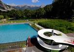 Camping avec Piscine Hautes-Alpes - Domaine Résidentiel de Plein Air Courounba-1