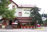 Hôtel Oščadnica - Halka-4