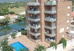 Location vacances Roses - Apartment Daniel 1-1