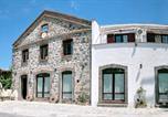 Hôtel Μυτιλήνη - Galazio Asteri Ii-4