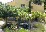 Location vacances Le Bosc - Aux Quatrefeuilles d'Oc - Villa Jasmin-1