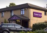 Hôtel East Renfrewshire - Premier Inn Glasgow East Kilbride - Peel Park-1