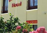 Hôtel Quinçay - Logis Le Cheval Blanc et Le Clovis-2