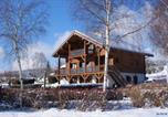 Location vacances Jougne - Chalet du Lac-2