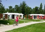 Camping avec Piscine couverte / chauffée Loches - Yelloh! Village - Parc Du Val De Loire-3