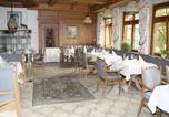 Hôtel Bad Überkingen - Gästehaus Becher-4