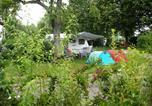 Camping avec Piscine couverte / chauffée Vandenesse-en-Auxois - Camping La Chevrette-2