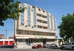 Hôtel Brazatortas - Hotel Cabañas-1