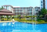 Location vacances Bang Sare - Ad Bang Saray Lake Studio-1