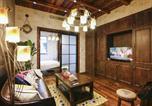 Location vacances Shanghai - Urban Chic Guest House near Xintiandi-3