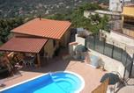 Location vacances Piana degli Albanesi - Villa Nury-1