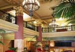 Hôtel Kansas City - Hilton President Kansas City-2