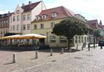Hôtel Barleben - Cafe am Rathaus-2