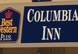 Hôtel Columbia - Best Western Plus Columbia Inn-4