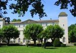 Hôtel Lignan-sur-Orb - Château de Lignan-3