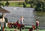 Location vacances Kirchheim - Holiday Home Kirchheim/Hessen with a Fireplace 01-4