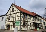 Hôtel Kölleda - Hotel und Restaurant Hohenzollern-4