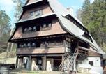 Location vacances Ottenhöfen im Schwarzwald - Burg Hohritt-4