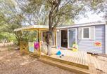 Camping avec Quartiers VIP / Premium Saintes-Maries-de-la-Mer - Yelloh! Village - Luberon Parc-3