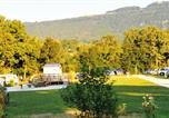 Camping avec Piscine couverte / chauffée Haute Savoie - Camping la Colombière Sites et Paysages-2