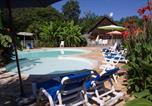 Camping avec Piscine Léon - Village vacances de gîtes et chalets Gites et Soleil-1