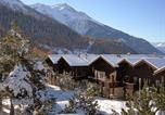 Location vacances Fiesch - Two-Bedroom Apartment Aragon 2-3