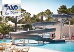 Camping  Acceptant les animaux Saint-Cyprien - Camping Taxo les Pins-2