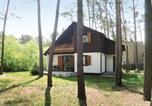 Location vacances Čelákovice - Holiday Home Lhota-Praha Vychod with Fireplace I-1