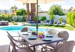 Location vacances Palm Desert - Midcentury Rose-3